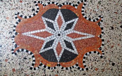 Terrazzo: Antiker Boden noch immer aktuell